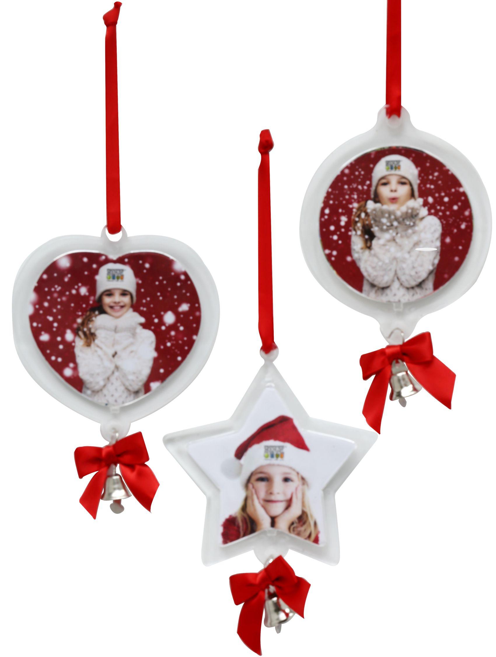 kerst, kerstbal transparant kunststof S66FF2