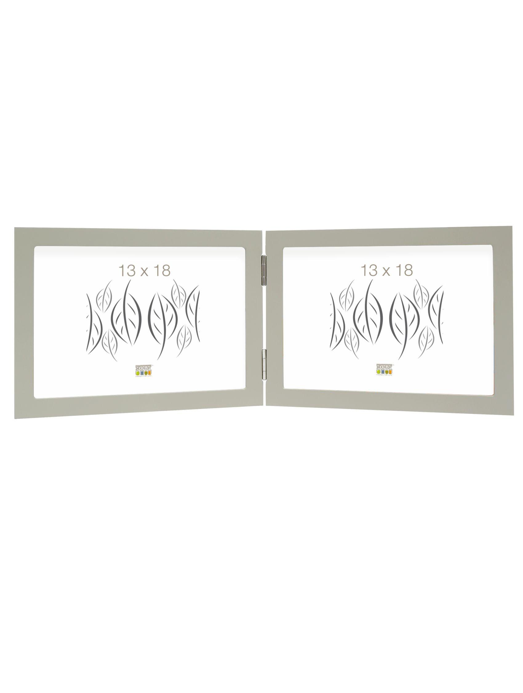 tweeluik grijs hout horizontaal S68FV7 H2H